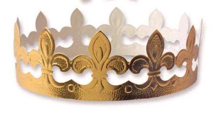 Корона на осенний бал